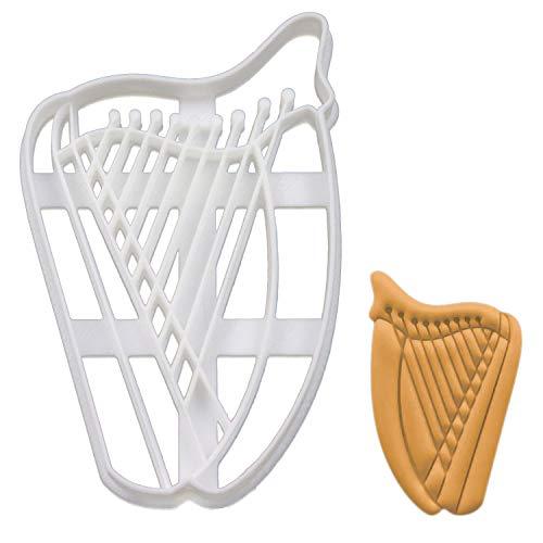 emporte-pièce harpe, 1 pièce