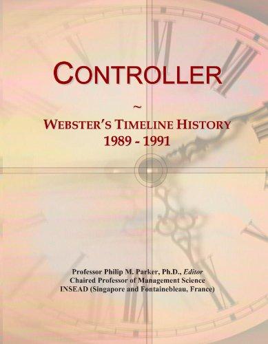 Controller: Webster's Timeline History, 1989 - 1991