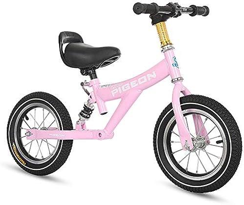 WYX 12 Laufrad Für Kinder Kinderlaufrad Ohne Pedal Laufrad Für 1 Bis 5 Jahre,a