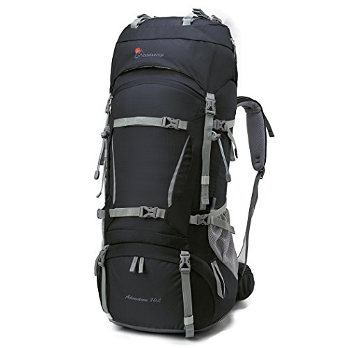 MOUNTAINTOP 70L Zaino Trekking Impermeabile...