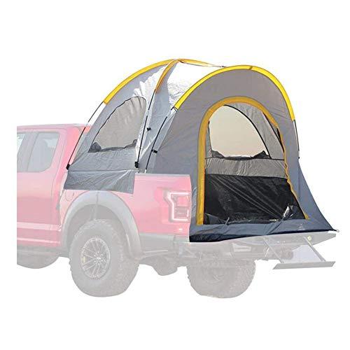 Dongbin LKW-Zelt 5,5 Fuß, Einfach Aufzubauen Camping Camper Zelt, wasserdichte Angeln Wanderhöhle Picknick Im Freien Picknick Reise Trompete