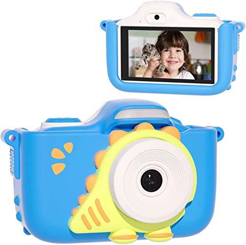 TOYSBBS Cámara para Niños 1080P 3' LCD Cámara de Fotos Digital para Niños con Tarjeta de Memoria...