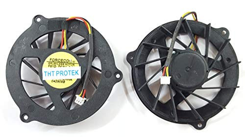 Kompatibel für Acer Aspire 7738, 7738G Lüfter Kühler Fan Cooler, DFS541305MH0T