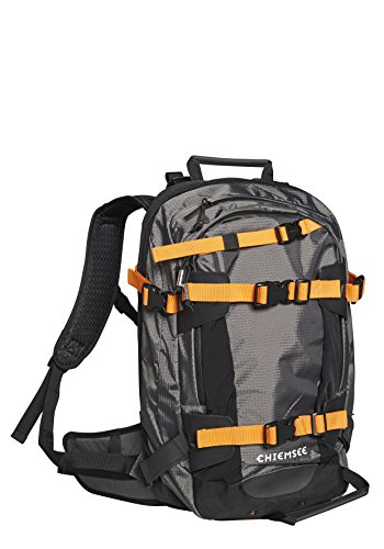Chiemsee Bags Collection Rucksack, 44 cm, 19-4104 Ebony