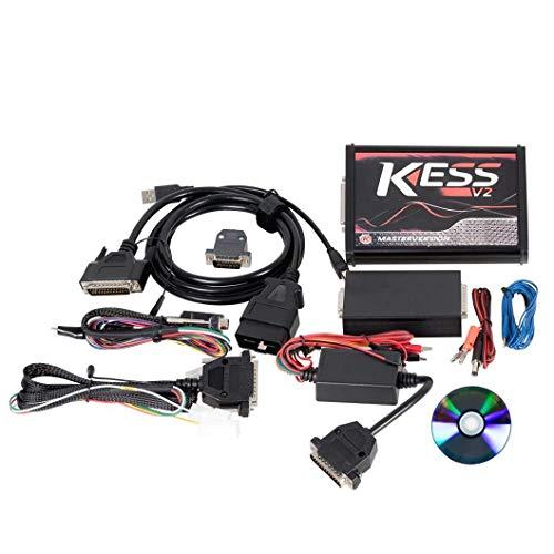 LNIEGE Kein Token Begrenzte Programmierwerkzeug Auto Kess V2.47 V5.017 ECU Eu Online Tuning Full Kit