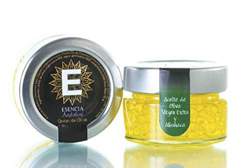 Caviar de Aceite de Oliva y Albahaca 50 gr - Producto de Jaén (6 Unidades)