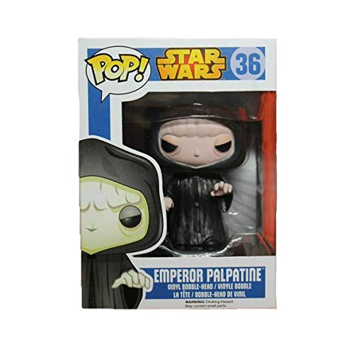 Funko Pop Emperor Palpatine 36 Star Wars Figura 9 cm Impertador Cinema Disney #2
