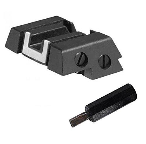 Glock Adjustable Rear Sight w/Mini Screwdriver T0312