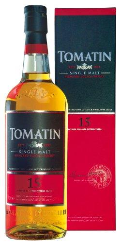 Tomatin Distillery 15 Jahre 43% 1 Flasche, 1er Pack (1 x 700 ml)