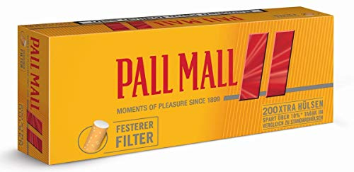 Tubi Pall Mall Allround Full Flavour XTRA, 5 scatole