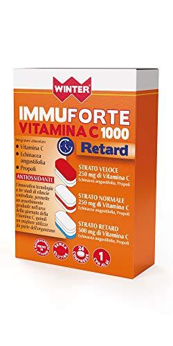 Winter - Immuforte Vitamina C 1000 Retard