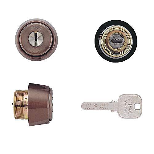 MIWA(美和ロック) JNシリンダー BHタイプ 鍵 交換 取替え MCY-178 MIWA KABA BH LD DZ