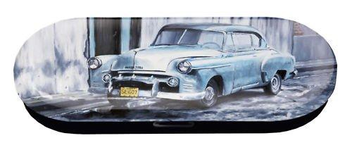 Cuba Classics Chevrolet Brillenetui Etui für Brille aus Metall