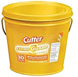 Cutter HG-65983 Citro Guard Citronella Candle, Bucket, 17 oz, Pack of 1, Green