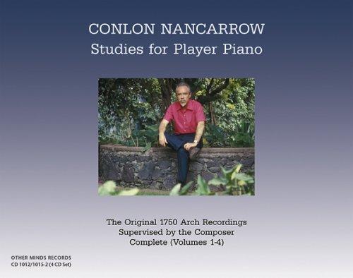 Nancarrow: Studies for Player Piano