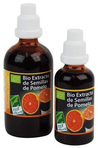 100% Natural Extracto Semillas Pomelo Bio Bioflavonoides Vitamina C - 50 Mililiter