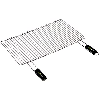 Grille de barbecue chromé 67 x 40 cm Cook'in Garden