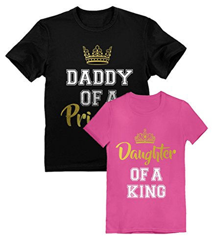 Father & Daughter Matching Tees
