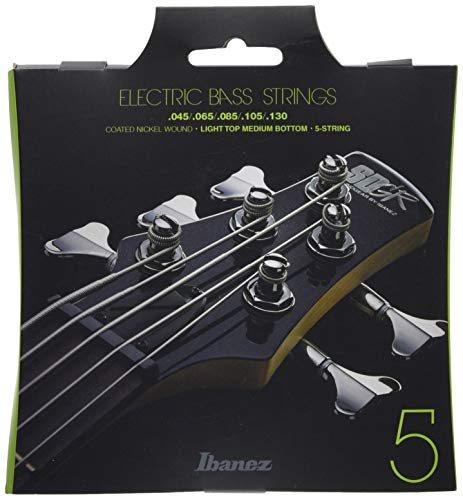 Ibanez 5-String Bass gitaar snaren - licht top medium bodem