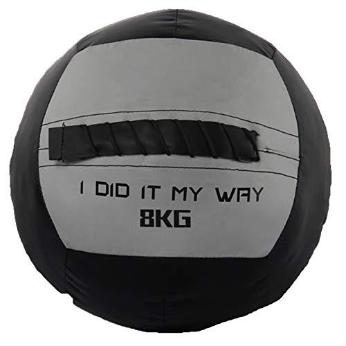 Balones medicinales Balón De Equilibrio Para La Aptitud Adulta, Equipo De Entrenamiento Deportivo De Entrenamiento Deportivo De Entrenamiento Del Brazo De Fuerza Del Gimnasio, Adecuado Para El Entrena