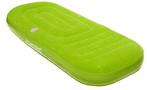 Airhead SUN COMFORT COOL SUEDE Pool Lounge, Lime (AHSC-013)