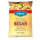 Aman's Besan super fino de Aman 4 libras 1814 g