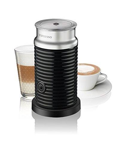 Nespresso ネスプレッソ エアロチーノ 3 色:ブラック 3194/JP/BK 日本正規品