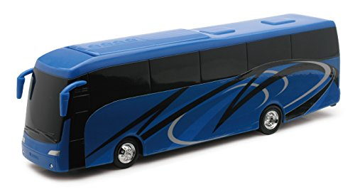 New Ray - 16813 - Véhicule Miniature - Bus Iveco Domino Free Wheel - Echelle 1/43°