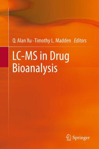 LC-MS in Drug Bioanalysis (English Edition)