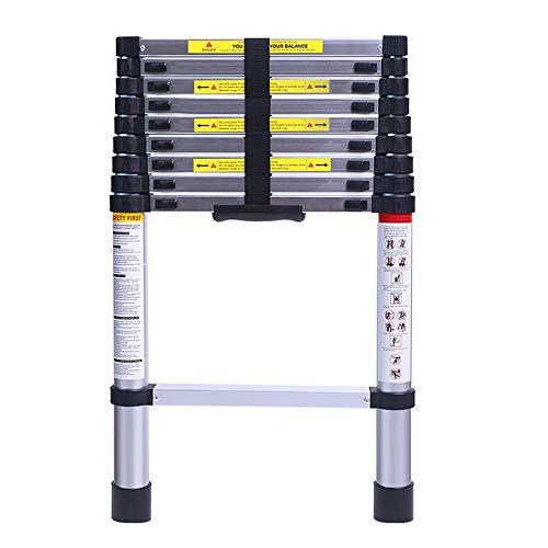 9.5FT Telescoping Ladder