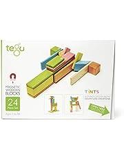 Tegu(テグ)積み木 マグネットブロック 24ピース/ティント TYTU00401