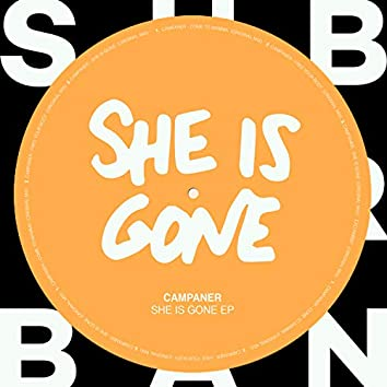 She Is Gone EP