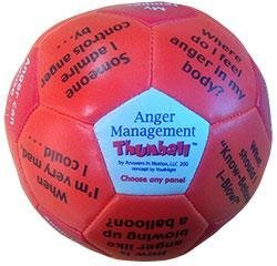 Anger Management Thumball - 4 by Youthlight