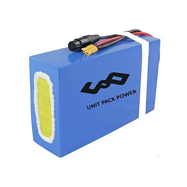 41bVoQ08UQL. SS600  - Unit Pack Power 60V/52V/48V/36V 20Ah Ebike Akku - Batterie für 2000W /1800W /1500W /1000W / 750W / 500W/ 350W Elektro Fahrrad Batterie Lithium-Ionen für Elektro-Roller Scooter