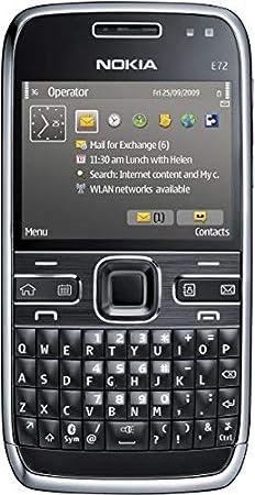 هاتف نوكيا اي 71 (110 ميجا، واي فاي الجيل الثالث، اسود)