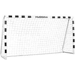 HUDORA Fußball Tor Netz 300cm Ersatznetz Fußballtor Befestigungsleinen breiten