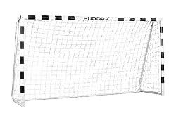 HUDORA Football Goal Stadium - Soccer Goal Garden Large - 76909