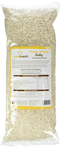 Smile Crunch Fiocco d'Avena Baby- 1000 g