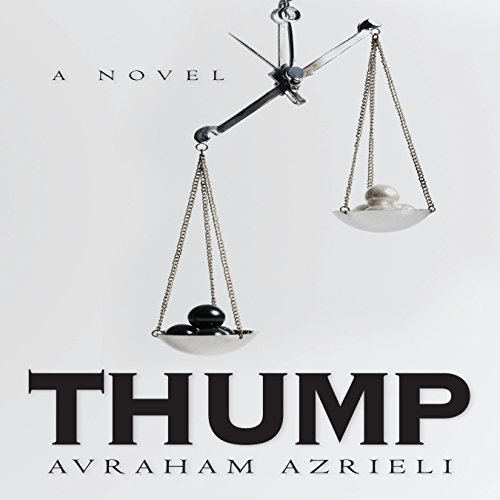 Thump audiobook cover art