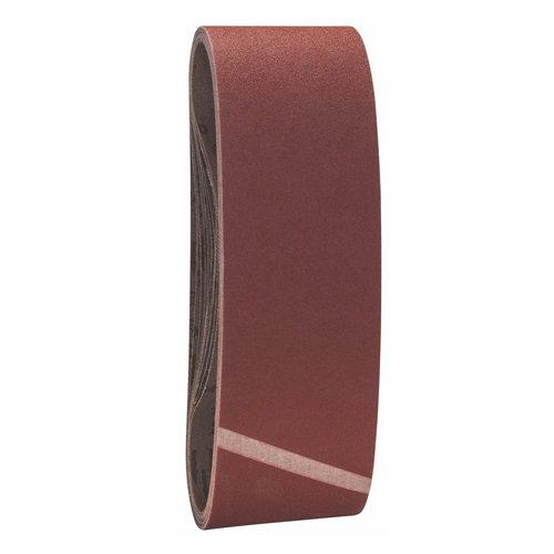 Preisvergleich Produktbild Bosch Professional Schleifband für Bandschleifer Holz und Farbe Best for Wood and Paint (10 Stück,  Körnung 120,  X440)