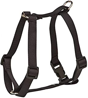 """Prestige Pet Products Dog Harness 3/4"""" X 12-20"""" (30-51cm), Black"""
