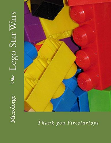 Lego Star Wars: Thank you Lego & Firestartoys (English Edition)