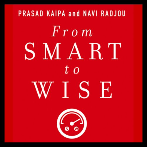 From Smart to Wise audiobook cover art