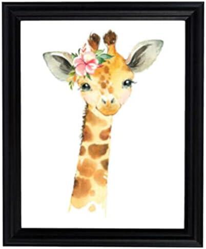 for Nursery Decor Albuquerque Mall Wall Art Sacramento Mall Tropical Ar Animals y African