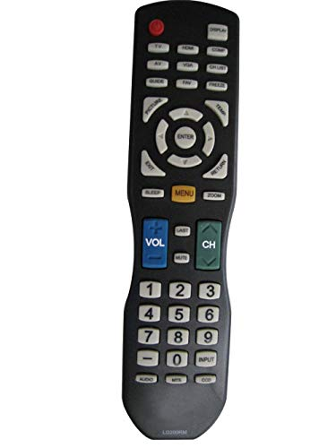 New LD200RM Remote Control sub LD220RM LD4088RM fit for Apex LED LCD TV JE3708 LD3288 LD4688 LD4688T LE40H88 LE4012