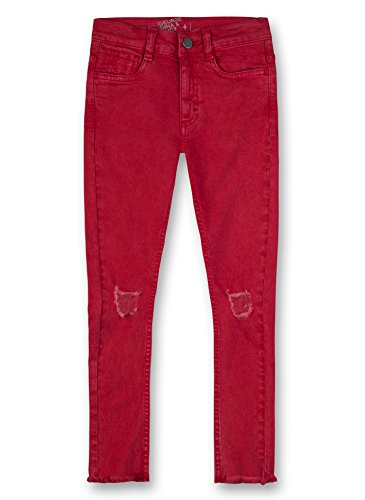 GEORGE GINA & LUCY GIRLS GEORGE GINA & LUCY GIRLS Mädchen Trouser Woven Hose, Rot (Lipstick Red 38058.0), 146