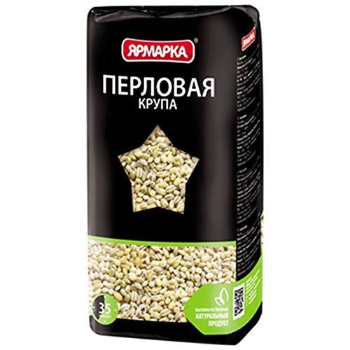 Yarmarka Perlgraupen 3er Pack (3 x 800g) Getreide perlovka Pearl barley