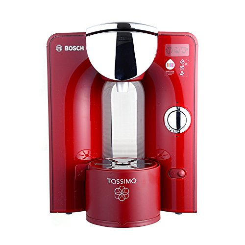Bosch Tassimo T55Red Machine Capsule Coffee Only 220V