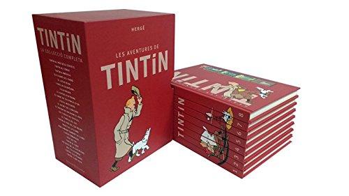 Tintín Box. La col·lecció completa: 8 (Libros de Tintín)