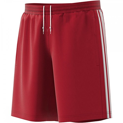 adidas Shorts T16 CC M, Power Red/White, M, aj5295